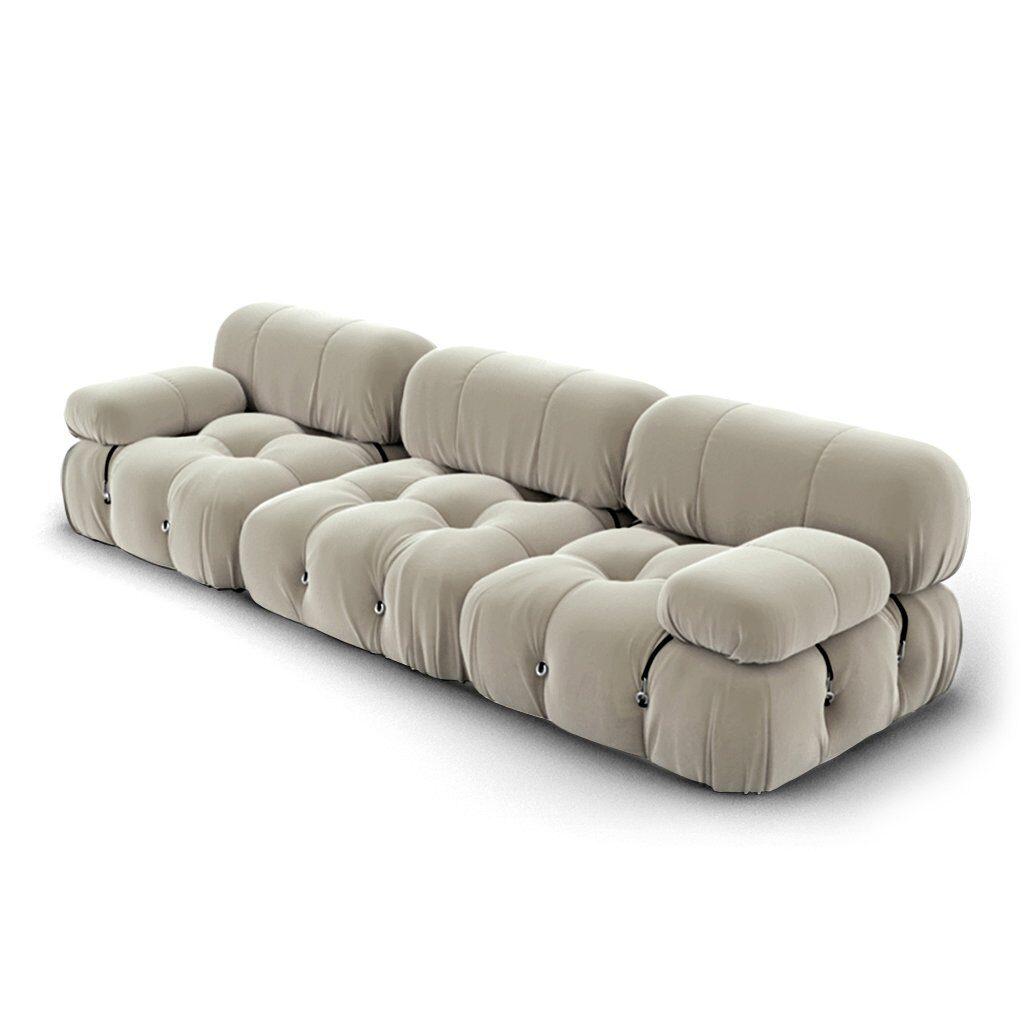 Mario bellini sofa ivory